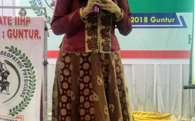 Star Speaker at Guntur, AP State Convention '2018